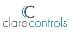 Clare Controls Main Logo