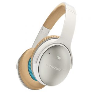 Bose QC25 Headphones White