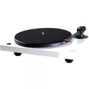 Music Hall MMF2.2 White Turntable