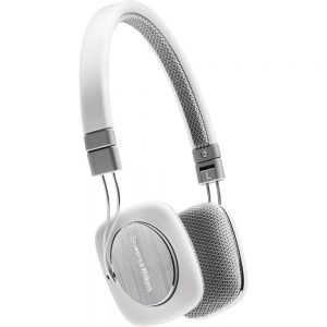 Bowers & Wilkins P3 White Headphones