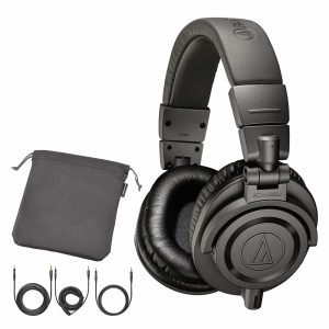 Audio Technica ATHM5X Matte Grey