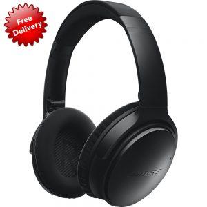Bose QC 35 QuietComfort Wireless Headphones Black